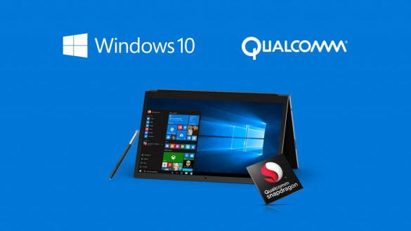Qualcomm, Microsoft