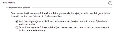 Ce este folderul Public & Și cum se folosește?
