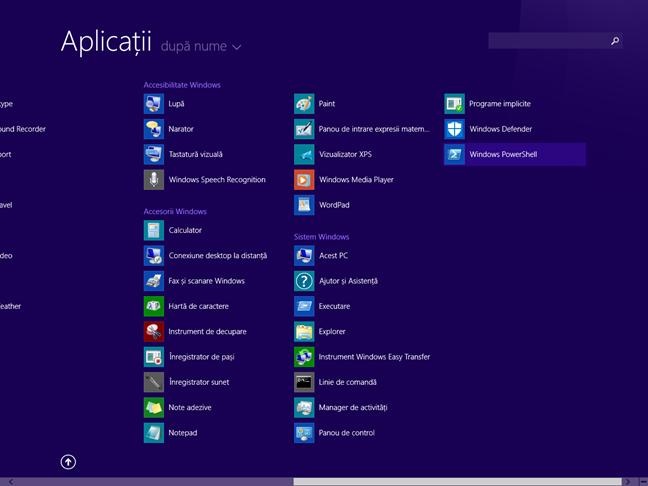 PowerShell, Windows