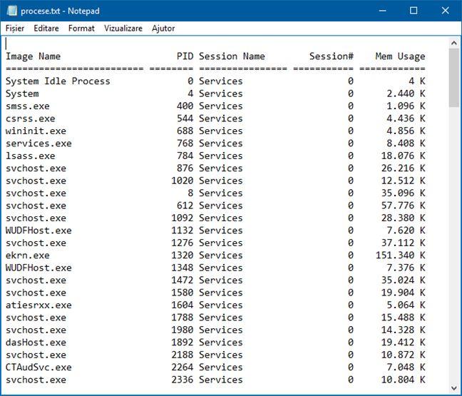 Windows, tipareste, imprimanta, procese, executie, aplicatii