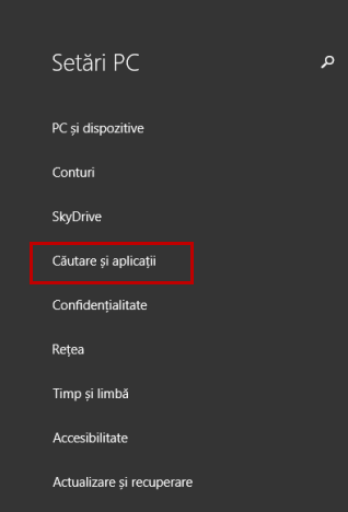 Windows 8.1, notificări