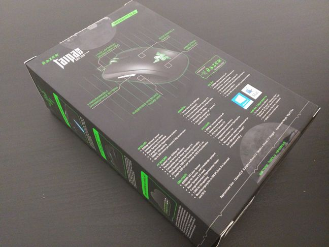 Razer Taipan, mouse, gaming, review, performante