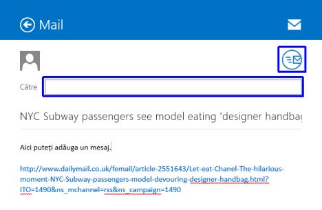Windows 8.1 , lista de lectură, app, citi mai târziu, cota, de conținut, sincroniza