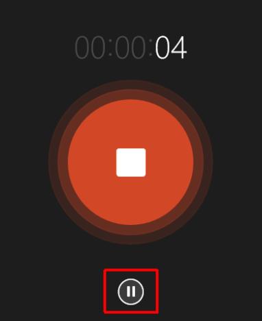 reportofon, inregistrare sunete, Windows 8.1, aplicatie, editare, partajare