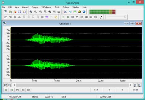Sound Recorder, alternative, reportofon, sunet, inregistrare, Audio Dope