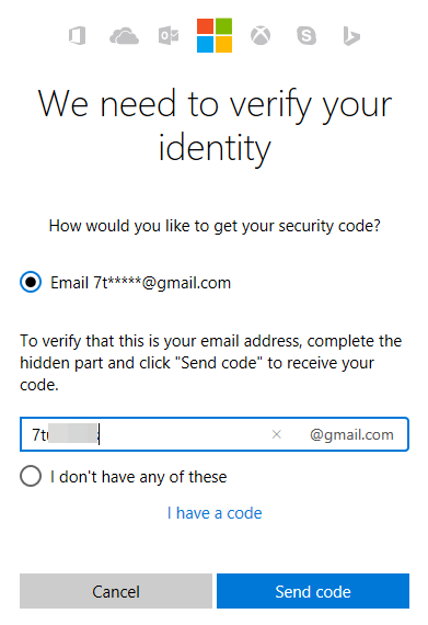 reseteaza, parola, Microsoft, Xbox, Outlook