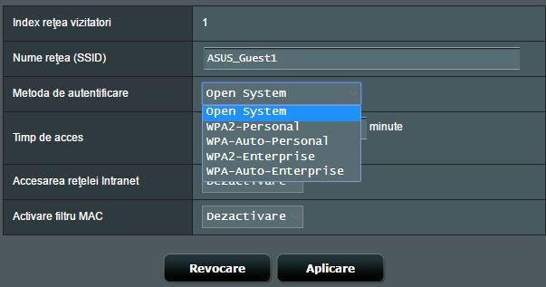 ASUS, retea, wireless, Guest, oaspeti, Wi-Fi