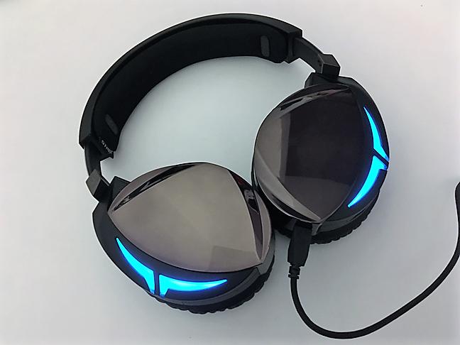 ASUS ROG Strix Fusion 500, RGB, 7.1, casti, gaming, headset