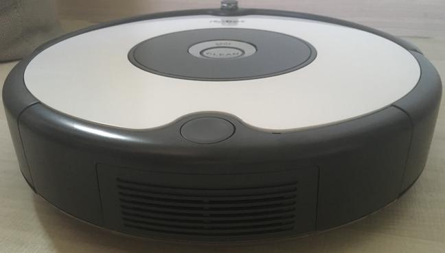 Coșul colector de pe iRobot Roomba 605
