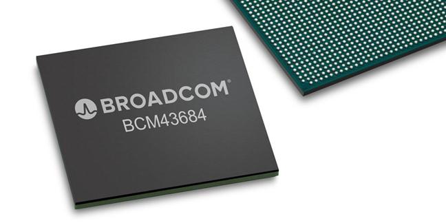 Procesorul Broadcom BCM43684 pentru routerele Wi-Fi 6
