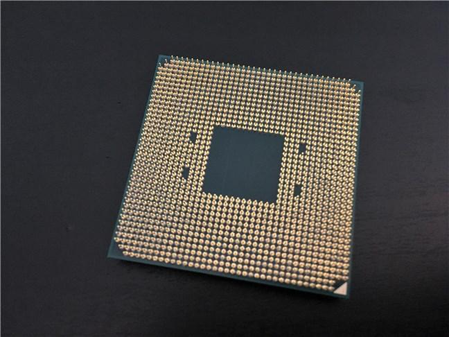 AMD Ryzen 5 3600 folosește Socket AM4