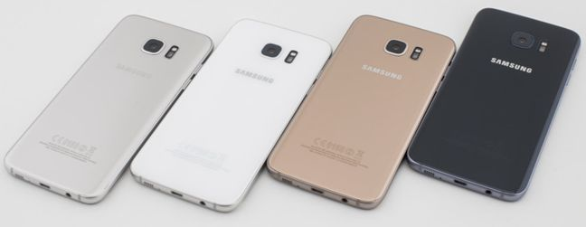 Samsung Galaxy S7, Android, smartphone, review