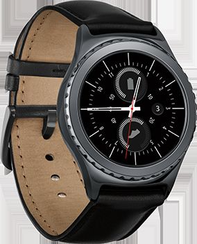 Samsung Gear S2, smartwatch,