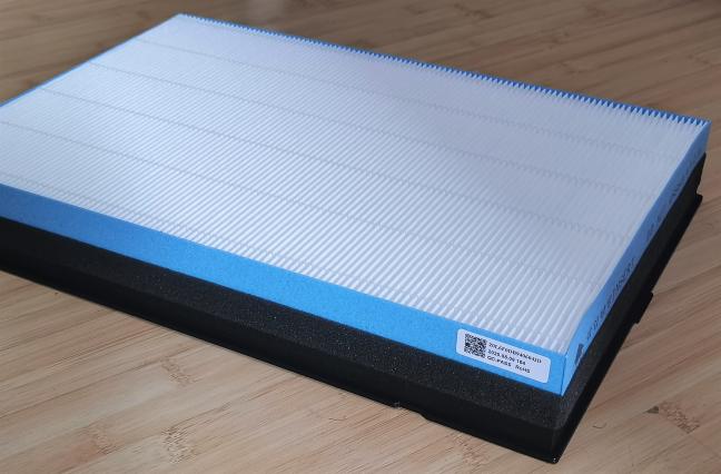 Filtrul 2-în-1 folosit de Samsung AX60R5080WD