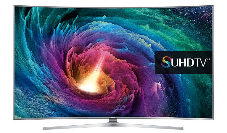 Samsung SUHD, TV, smart