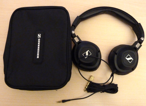 Sennheiser HD 360 Pro, casti, monitoring, sunet, review