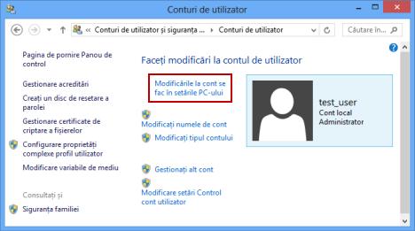 setari pc, pc settings, windows 8