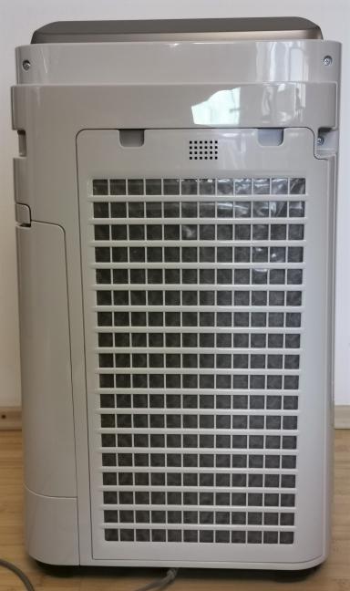 Panoul de pe spatele Sharp UA-HD60E-L