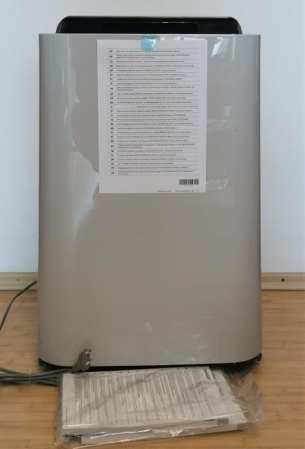 Despachetarea Sharp UA-HD60E-L