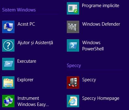 Windows 8.1, Meniu Start, ecran Start, alternativa
