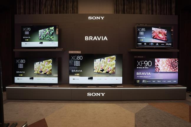 Televizoare Sony oferite în 2019
