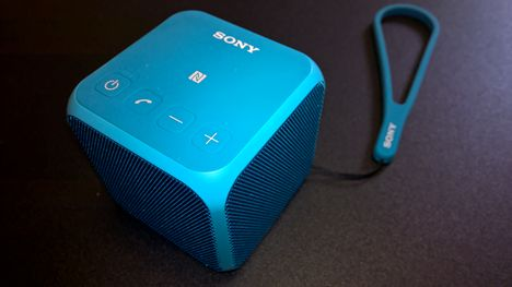 boxe, portabile, Bluetooth, Sony, SRS-X11