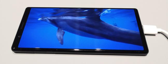 Smartphone-ul Sony Xperia 5