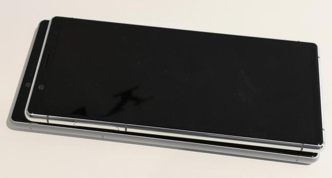 Sony Xperia 5 vs. Xperia 1