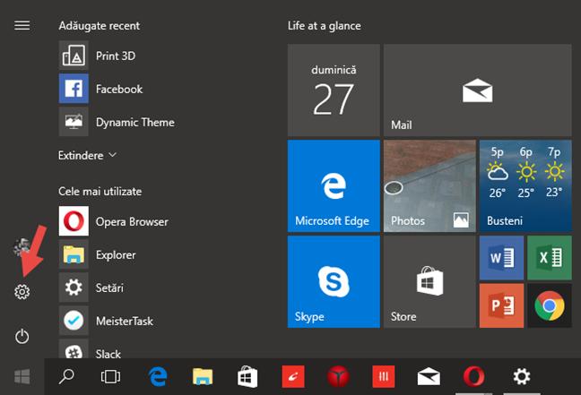 Windows 10, Stocare Inteligenta, Storage Sense