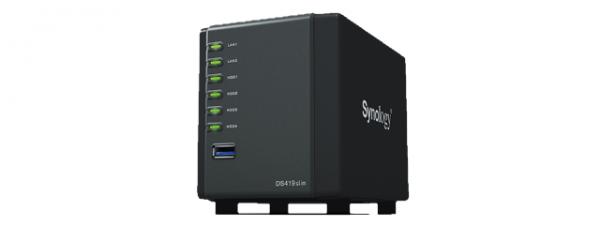 Synology DiskStation DS419slim