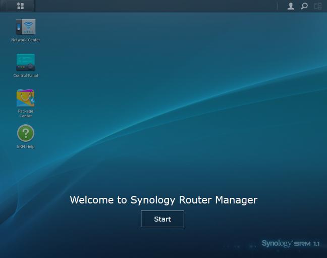 Bine ai venit la Synology Router Manager