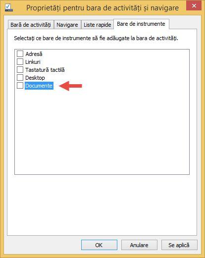 bara de activitati, taskbar, Windows, persoanlizare, modificare, unelte, instrumente