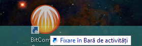 bara de activitati, taskbar, productivitate, scurtaturi, Windows