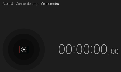 Windows 8.1, Alarme app, timer, cronometru, crea, șterge