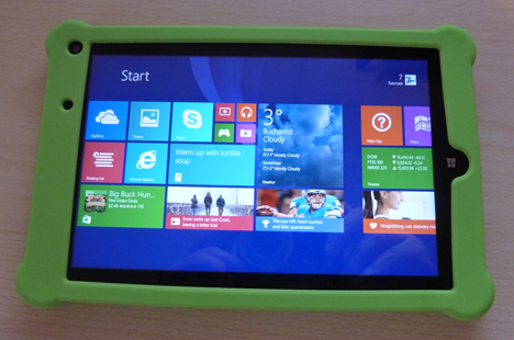 Toshiba, Encore, tableta, Windows 8.1, review, recenzie, performanta