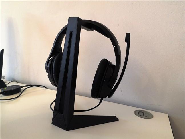 Spatele Trust GXT 260 Cendor Headset Stand