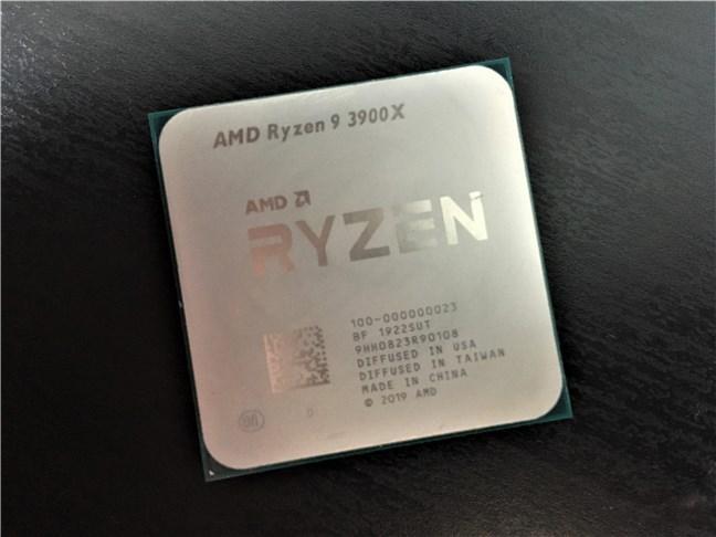 Procesorul AMD Ryzen 9 3900X