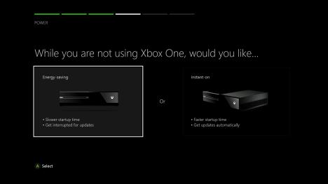 Xbox One, actualizari, consola