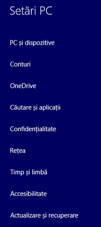 Windows 8.1, conturi utilizator, cont local, cont Microsoft, diferente
