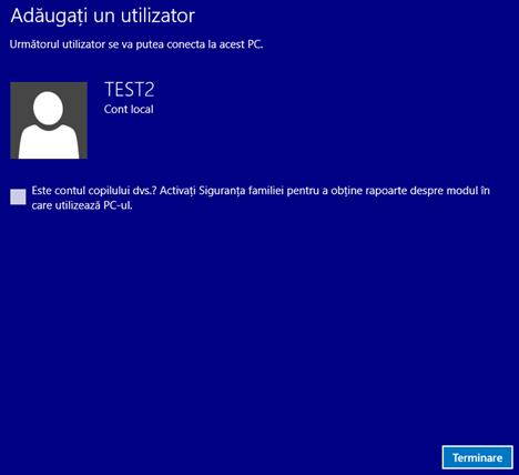 Windows 8.1, conturi utilizator, noi, creaza, adauga, Microsoft, local, comuta