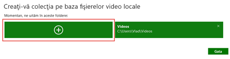 Video, aplicatie, Windows 8.1, filme, locale, colectie, redare, organizare