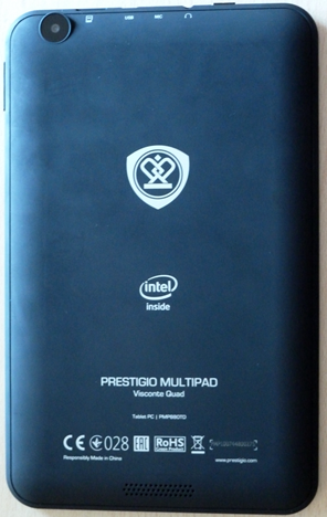 Prestigio, MultiPad, Visconte Quad, review, teste, performante, Windows