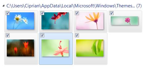 tema, desktop, windows 8