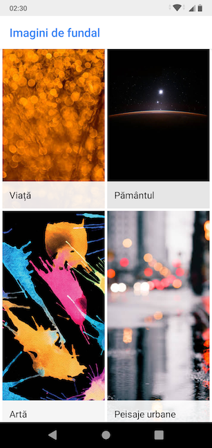 Aplicație are o galerie impresionantă