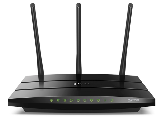 Routerul wireless TP-Link AC1750