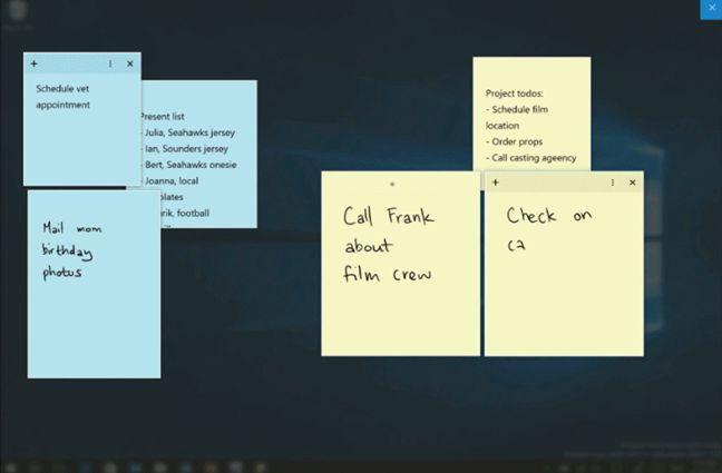 Windows 10, Anniversary Update, instaleaza, caracteristici