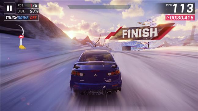 Descarcă un joc de PC gratuit pentru Windows 10: Asphalt 9 Legends