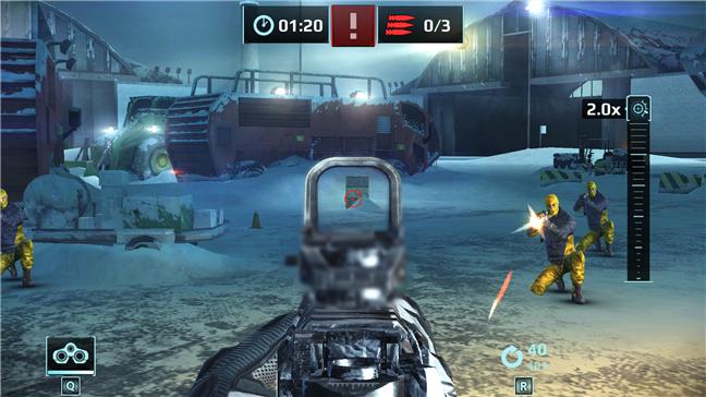 Descarcă un joc de PC gratuit pentru Windows 10: Sniper Fury