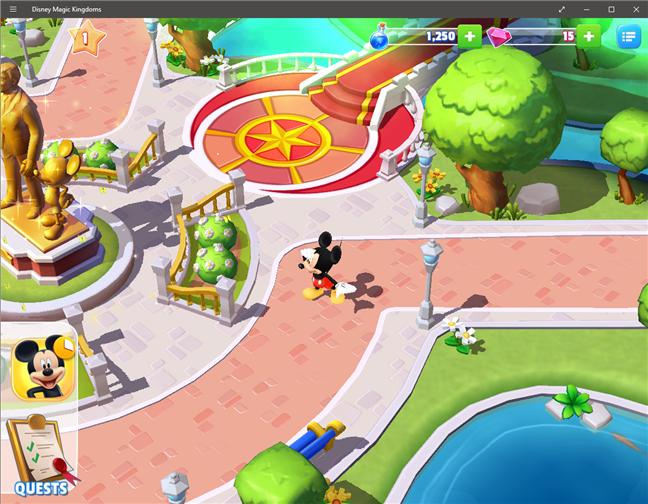 Descarcă un joc de PC gratuit pentru Windows 10: Disney Magical Kingdoms