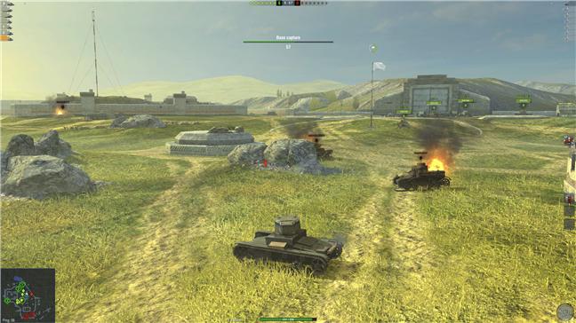 Descarcă un joc de PC gratuit pentru Windows 10: World of Tanks Blitz